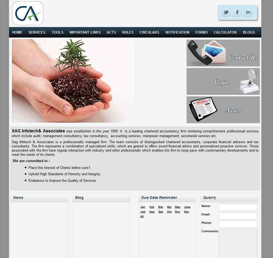 Chartered Accountant Theme13