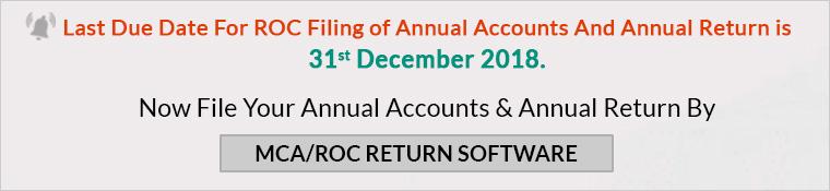 ROC Return Software