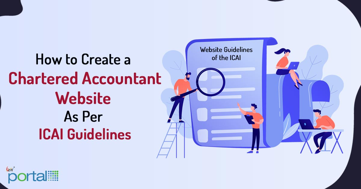 Chartered Accountant Website