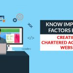 Factors For Creating a Chartered Accountant Website