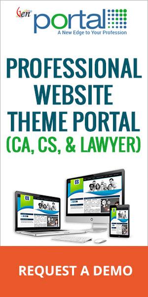 CA Portal Website Theme