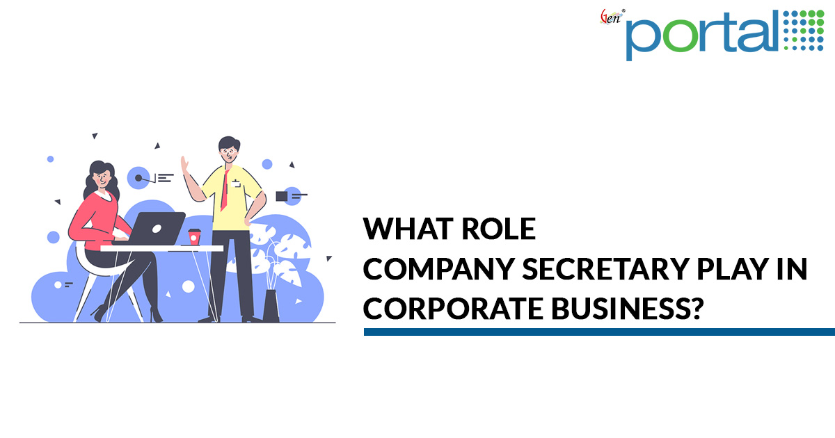 Company Secretary Role In Corporate