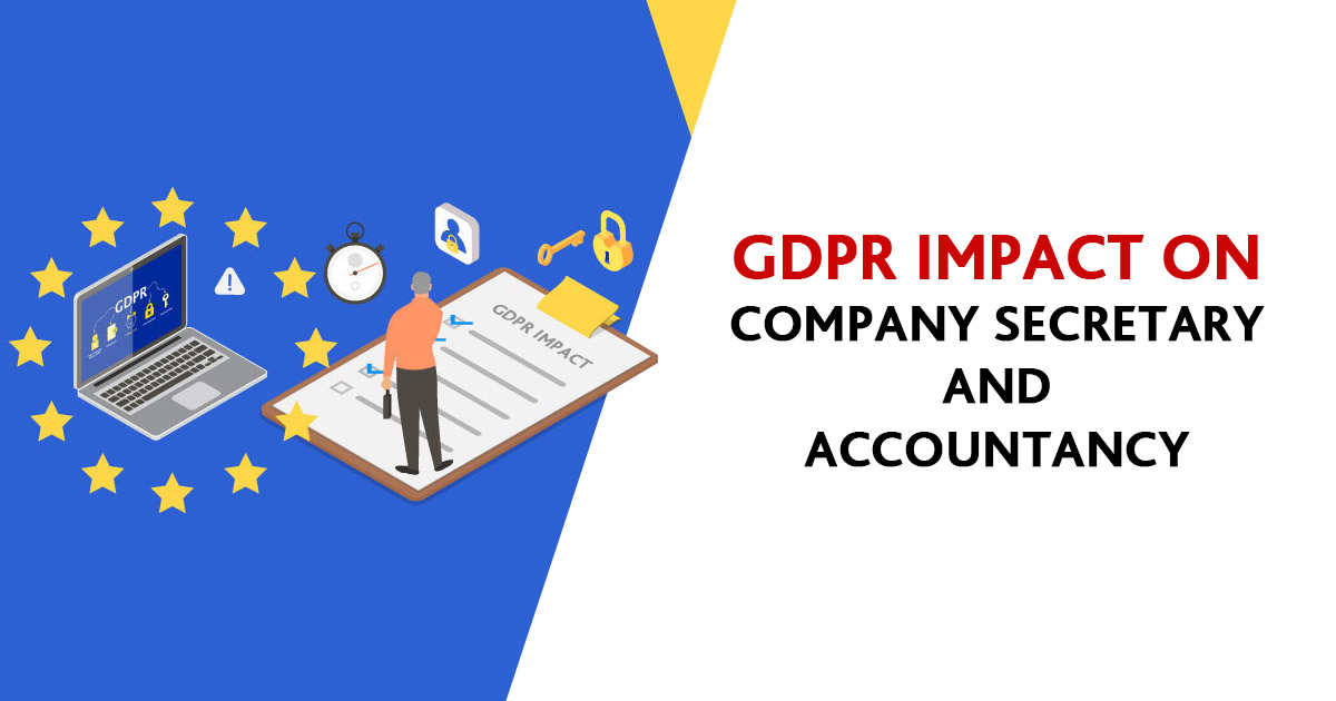 GDPR Impact on CS and Accountant
