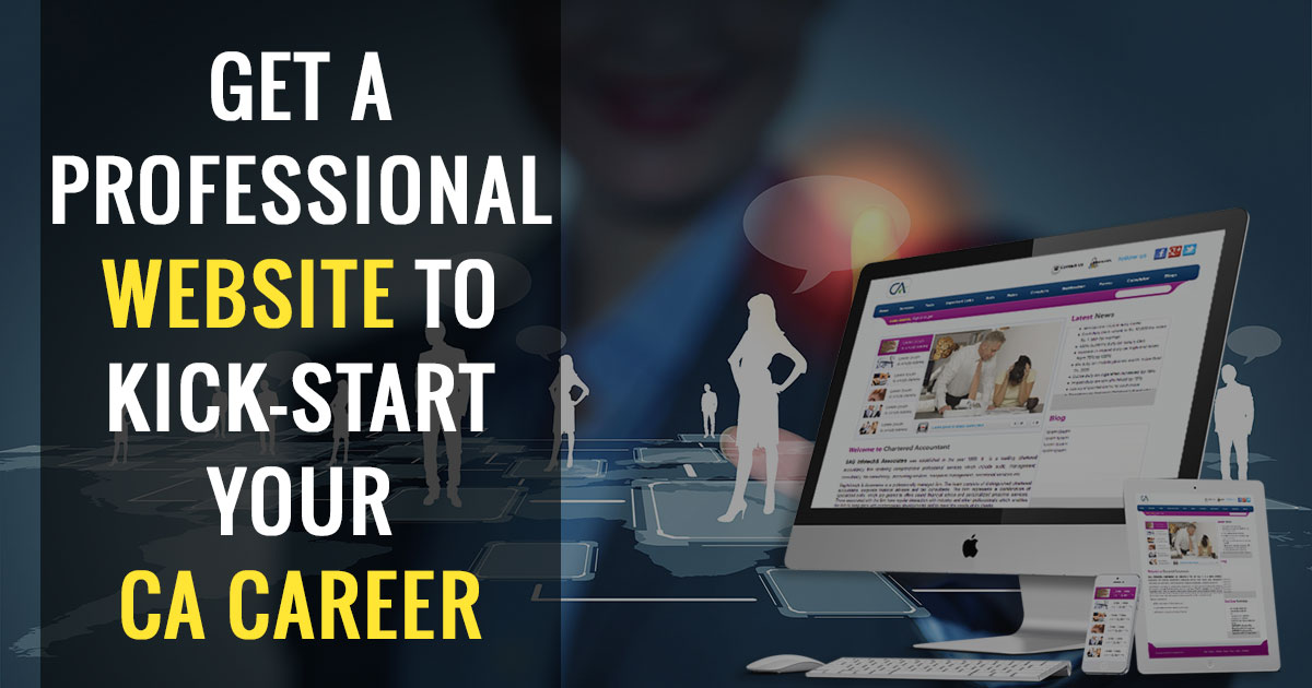 Professional CA Career Website