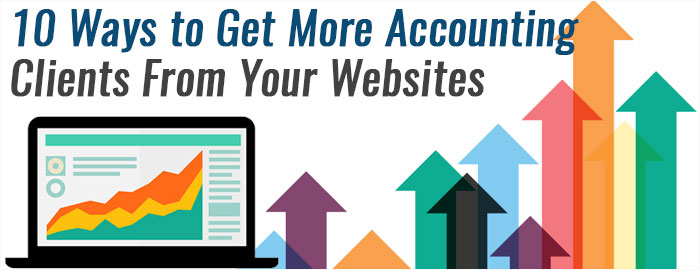 Steps For Accounting Website