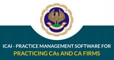 ICAI – Practice Management Software for Practicing CAs and CA Firms