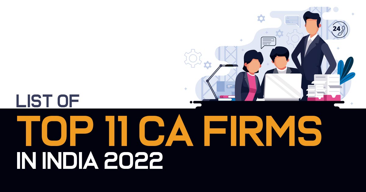 Top CA Firms