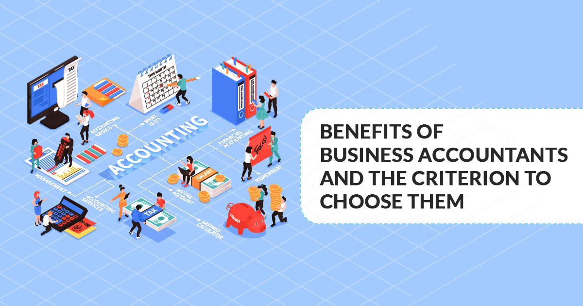 Benefits of Business Accountant