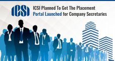 ICSI Planned To Get The Placement Portal Launched for Company Secretaries