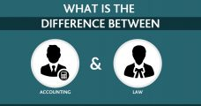 What is the Difference Between Accounting and Law?