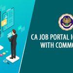 Online CAJobs Portal ICAI