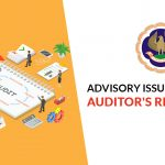 ICAI advisory Auditor's reporting