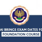 ICAI Foundation Course