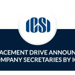 mega placement drive for company secretaries