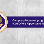 placement programme by ICAI