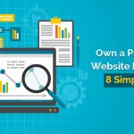 Professional Website following Steps