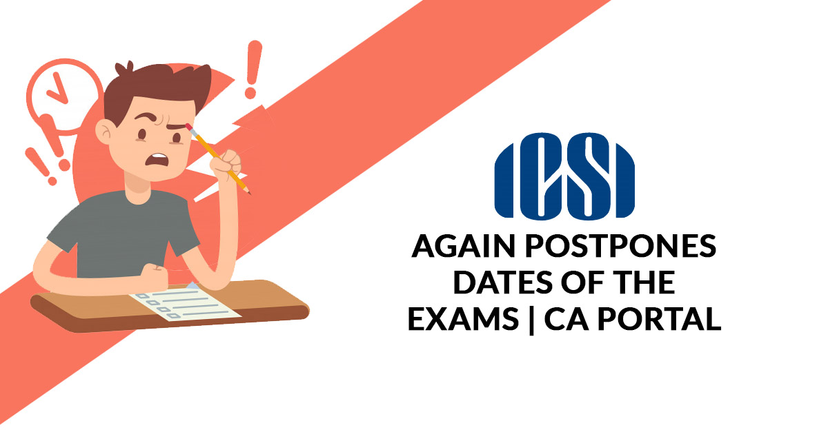 CS Exams scheduled
