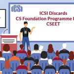CS Foundation Programme