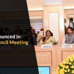 39th GST Council Meeting