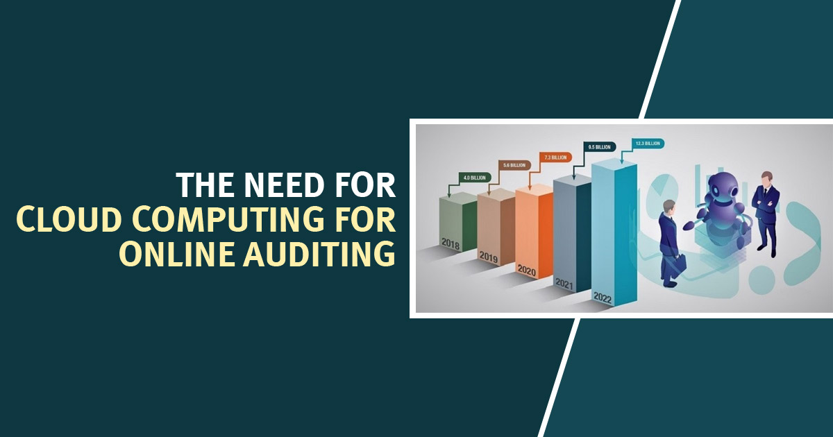 The Need for Cloud Computing for Online Auditing