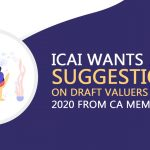 icai suggestions on Draft Valuers Bill