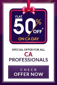 CA professional tax offer