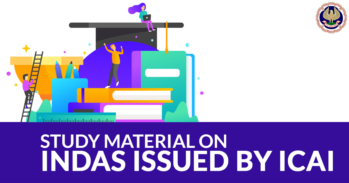 Study Material on IndAS Issued by ICAI