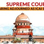 SC Hearing Adjourned ICAI