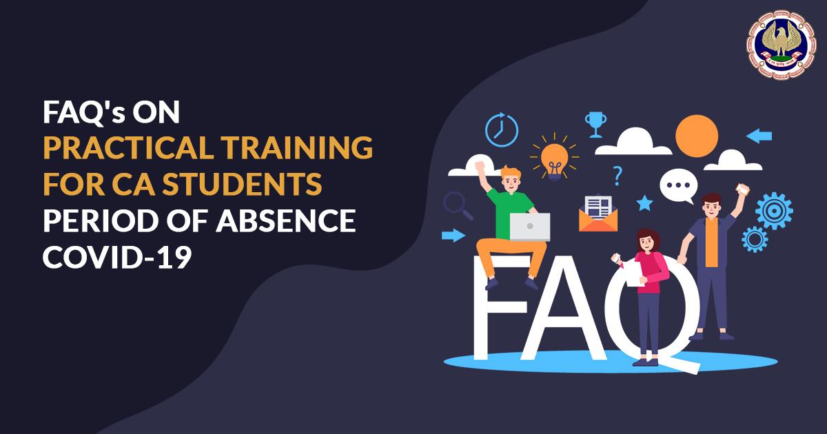 FAQs regarding Practical Training