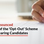 ICAI Opt-Out' scheme for appearing