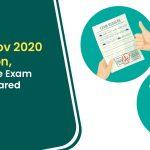 ICAI CA Nov 2020 Exam Results