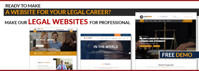 legal website for your firm