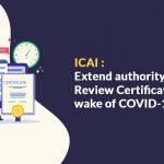 ICAI Peer Review Certificate