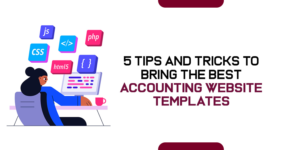 Tipes Accounting Website Templates